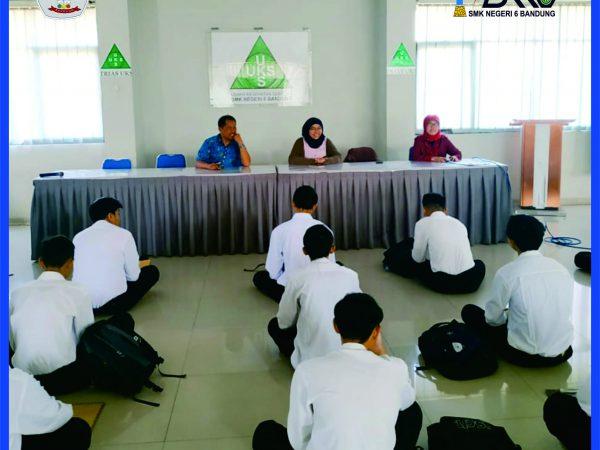 Tes PT. Kingduan Industrial Indonesia di SMK Negeri 6 Bandung