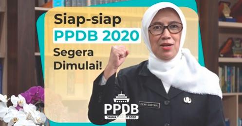 KAMUS (KAbar untukMU Seputar) PPDB JABAR 2020 #EPS 1