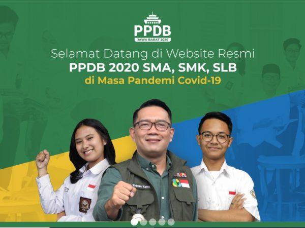 PETUNJUK TEKNIS PPDB SMA/SMK/SLB TAHUN 2020 PROVINSI JAWA BARAT