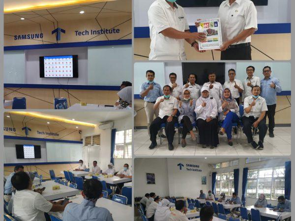 Pembentukan Kelas Industri Kompetensi Keahlian Teknik Audio Video (TAV)-SAMSUNG TECH INSTITUTE