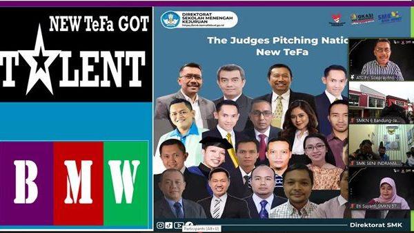 SMKN 6 Bandung meraih New TEFA Award 2021