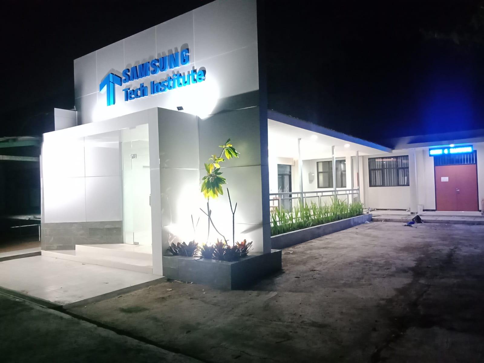 Samsung Tech Institute (STI) SMKN 6 Bandung- Implementasi Kelas Industri Teknik Audio Video-2021